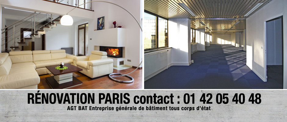 R novation appartement paris entreprise de r novation for Entreprise de renovation interieur